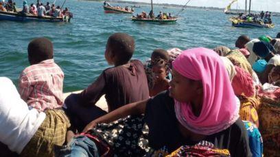 Mais apoio para Cabo Delgado