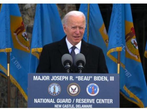 Joe Biden toma posse hoje como 46º presidente dos EUA