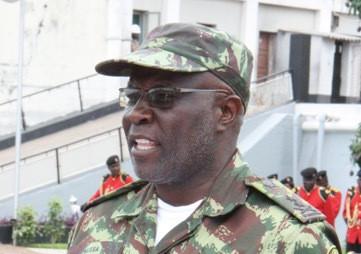 Major-general diz que 2021 deve ser um ano decisivo para travar insurgência