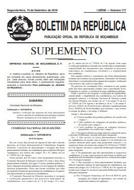Conselho de Ministros chancela que Boletim da República será de acesso gratuito