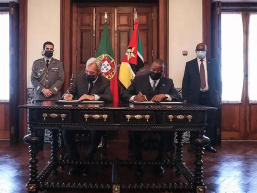 Moçambique e Portugal assinam acordo de cooperação na Defesa