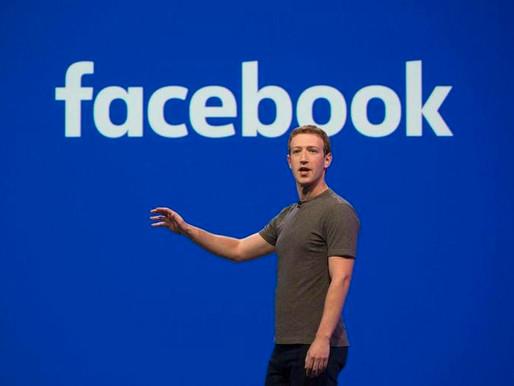 """Mark Zuckerberg perdeu cerca de $ 7 bilhões por """"apagão"""" do Facebook"""