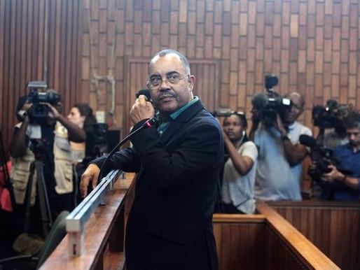ANC discute sorte de Chang