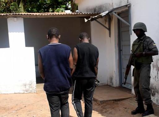 Detidos supostos informantes e recrutadores de insurgentes