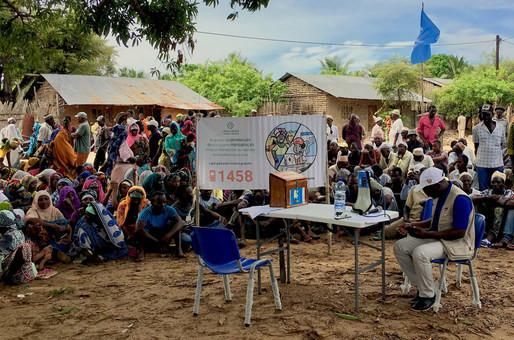 ACNUR e UCM desenvolvem  projeto de assistência jurídica para deslocados em Cabo Delgado