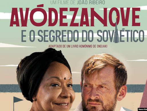 """Filme moçambicano """"Avó Dezanove e o Segredo do Soviético"""" ganha prémios no Quénia"""