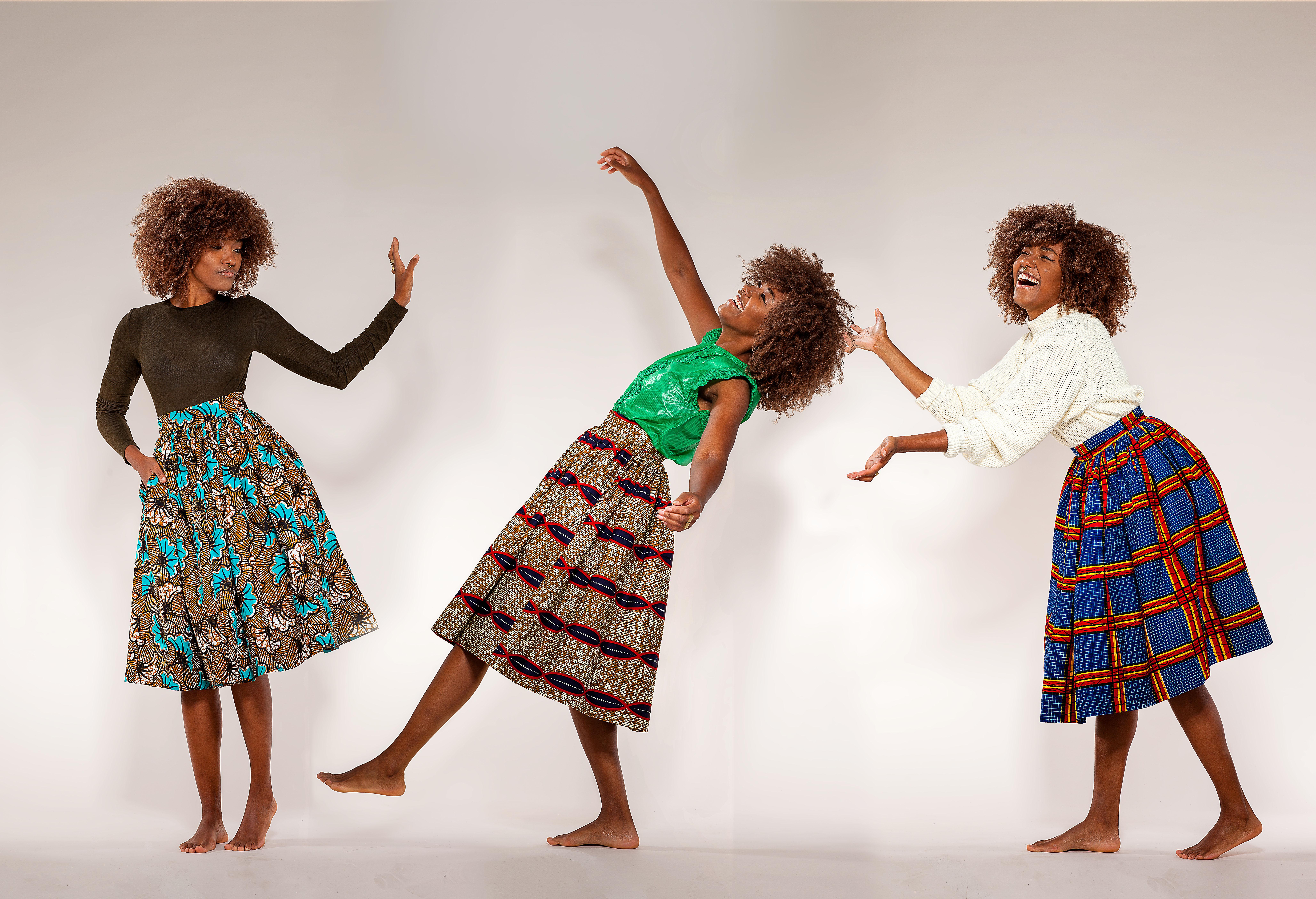 Les Jupes Princesse par Nabawiya