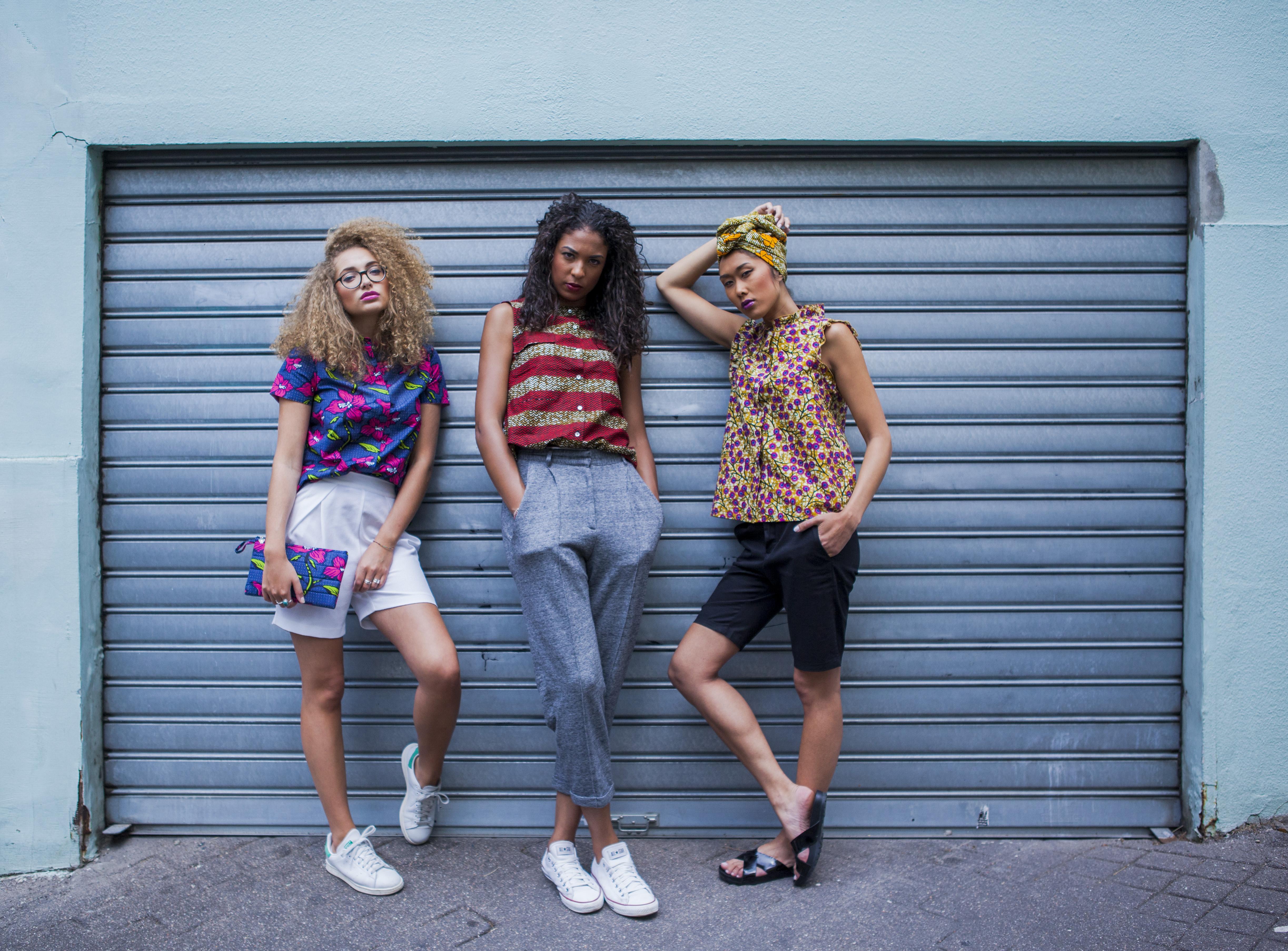Tara, Nafi & Stella