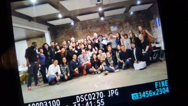 End of the 2016 Service Jam London weekend