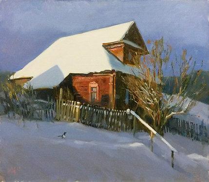Дом в Заполье