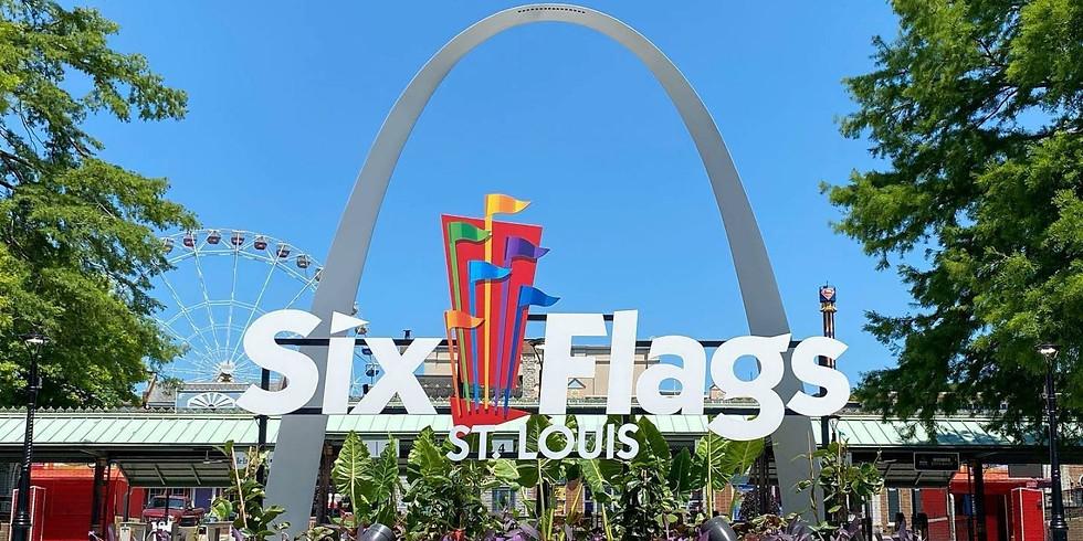 June Luncheon - Six Flags St. Louis