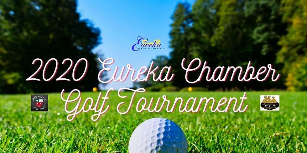 Eureka Chamber of Commerce Golf Tournament - Four Person Scramble