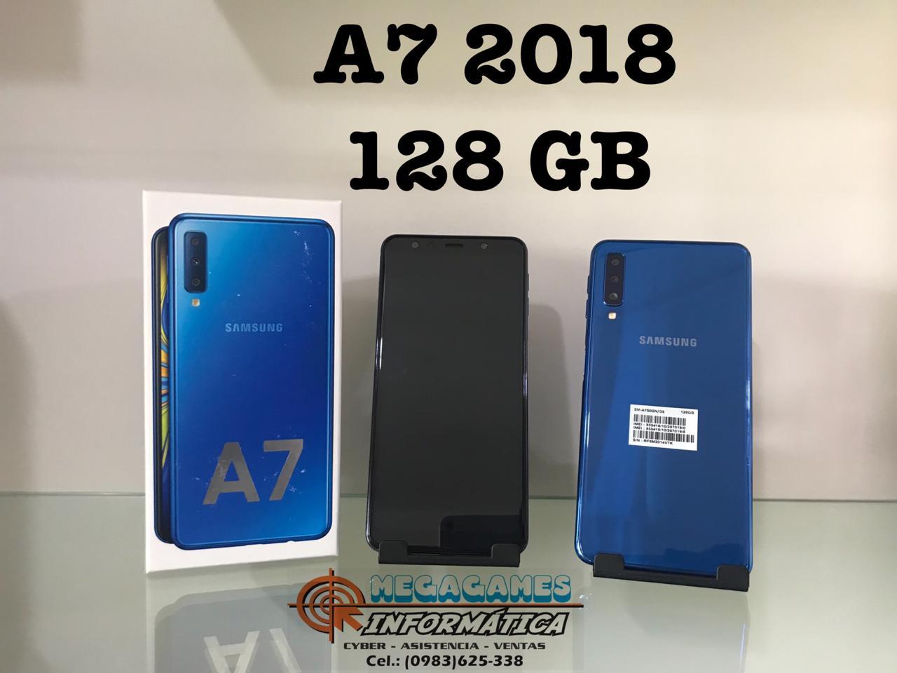 A7 2018
