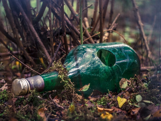 Pensiamo all'ambiente, pensiamo al degrado