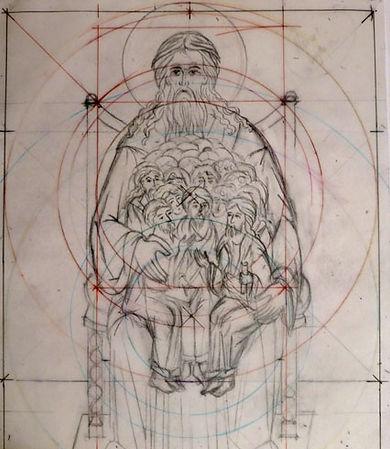 L'atelier de la Theotokos réalise sur commande les icônes de votre choix, dans le respect de la tradition.