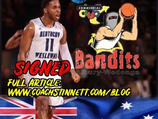 Bosley Signs in Australia