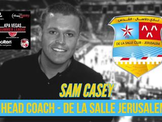 KPA Vegas Summer League Coach Sam Casey Signs Deal to Coach De La Salle Club-Jerusalem