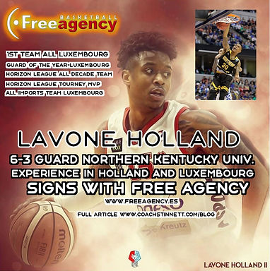 Lavone Holland USE signing.jpg