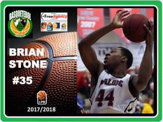 Free Agency Client Brian Stone Signs in Portugal