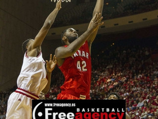 6-9 Free Agency Client Lemon Gregory Signs in Spain