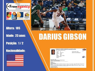 Free Agency Client Darius Gibson Signs in Portugal