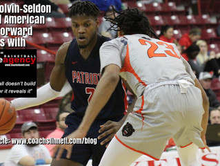 6-8 Malik Colvin-Seldon Signs with Free Agency Basketball