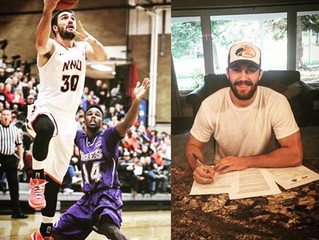 Mike Wright Signs with Island Storm (NBL)