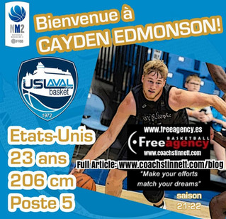 Edmonson Signs in France