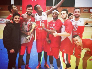 Angelo Warner and  Hikeem Champaigne  Win Cup in Cyprus with MapFree