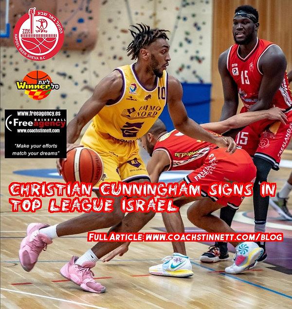 Cunningham Israel sign.jpg