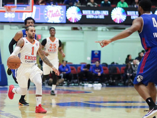 Crawford Doing Great in DLeague for Knicks