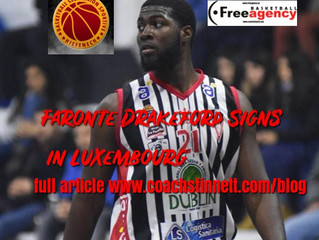 Drakeford Signs in Luxembourg