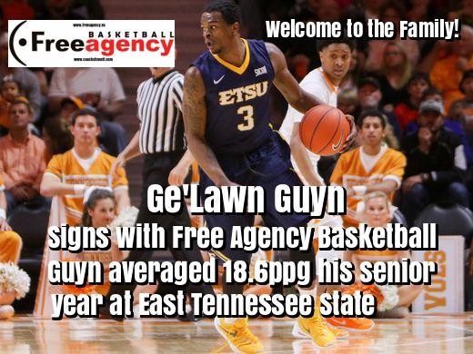 Guyn Free Agency