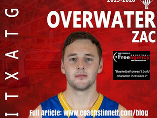 Free Agency Client Zac Overwater Signs in Spain