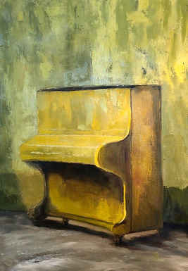 The Yellow Piano 14x19.jpg