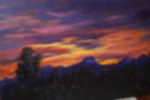 Sunset over Pronghorn.JPG