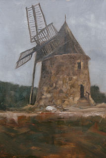 Windmill near St. Tropez.jpg