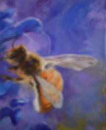 The Pollinator 8x10 oil on board.jpeg
