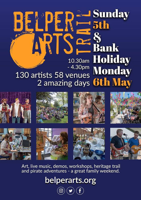 Belper Arts Trail 2019