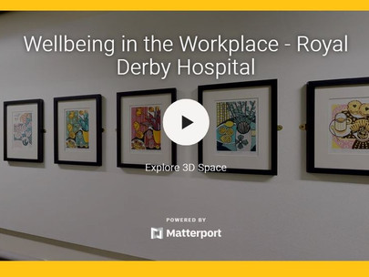 Wellbeing in the Workplace Exhibition