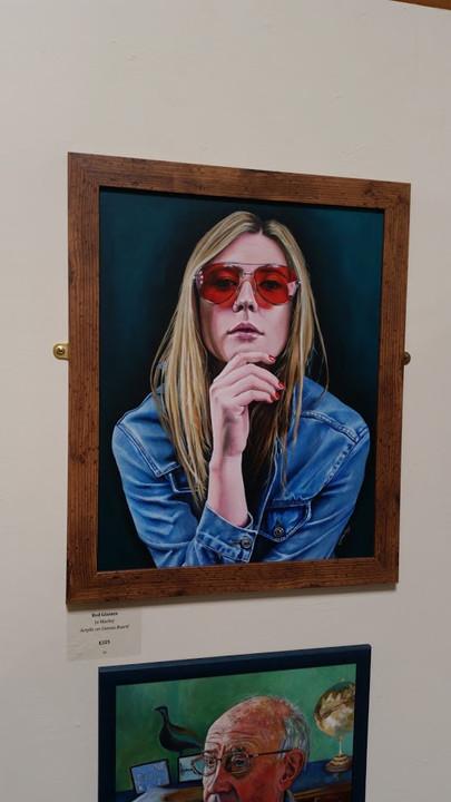 The Artist & Leisure Painter Open