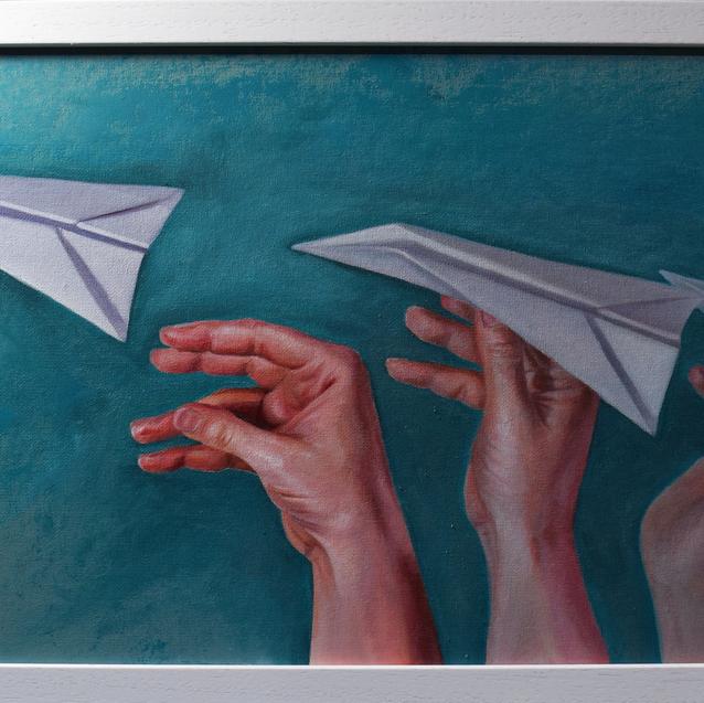 Hand-Powered Flight