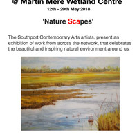 SCA @ Martin Mere Wetland Centre  12th - 19th May
