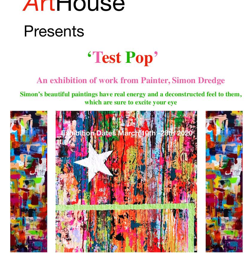 Simon Dredge Poster JPG