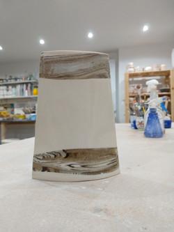 Inlaid clay with slab body 01