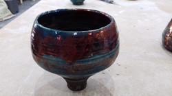 Raku- bowl
