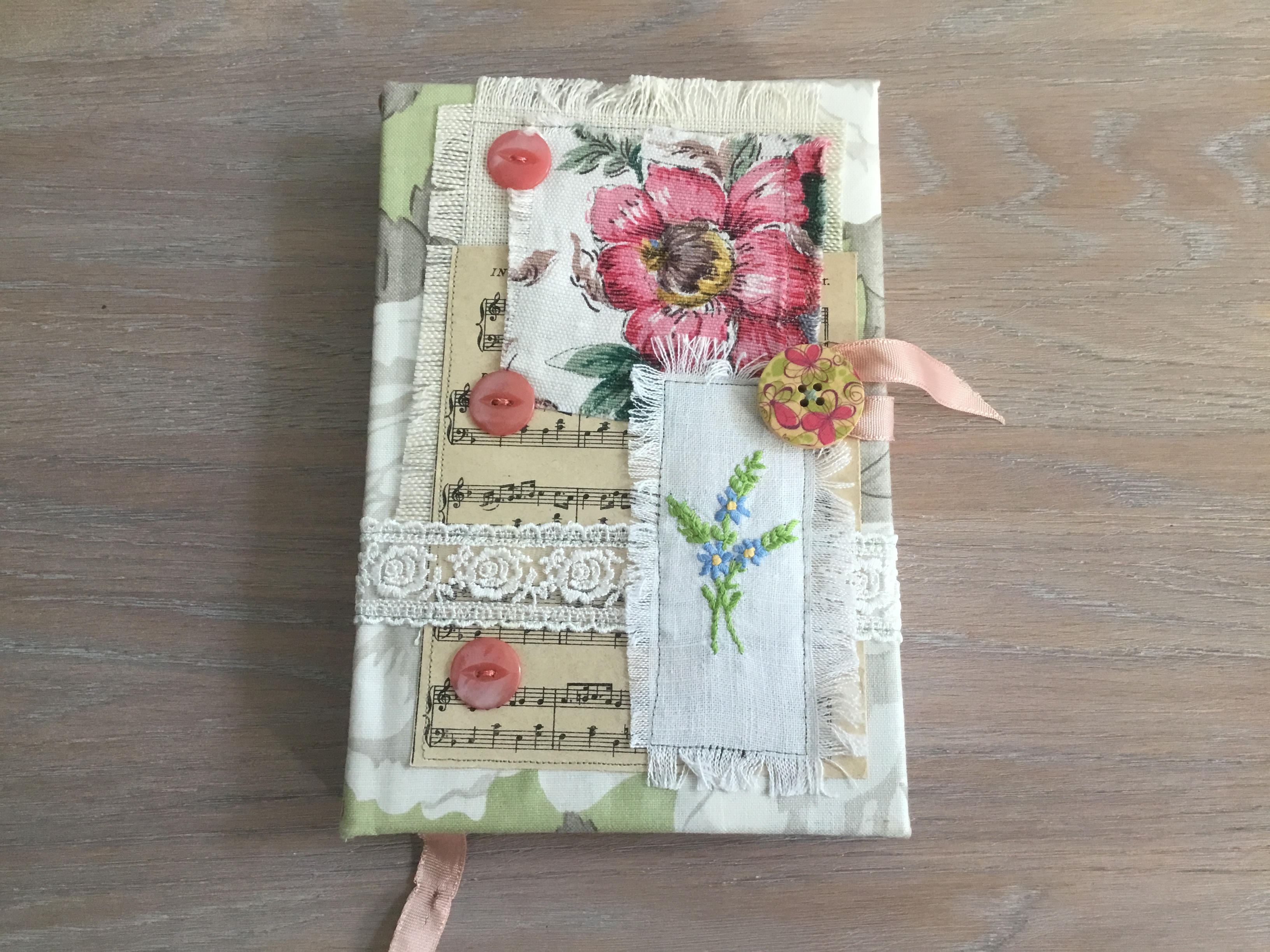 Floral Symphony Journal
