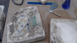 In mould decoration
