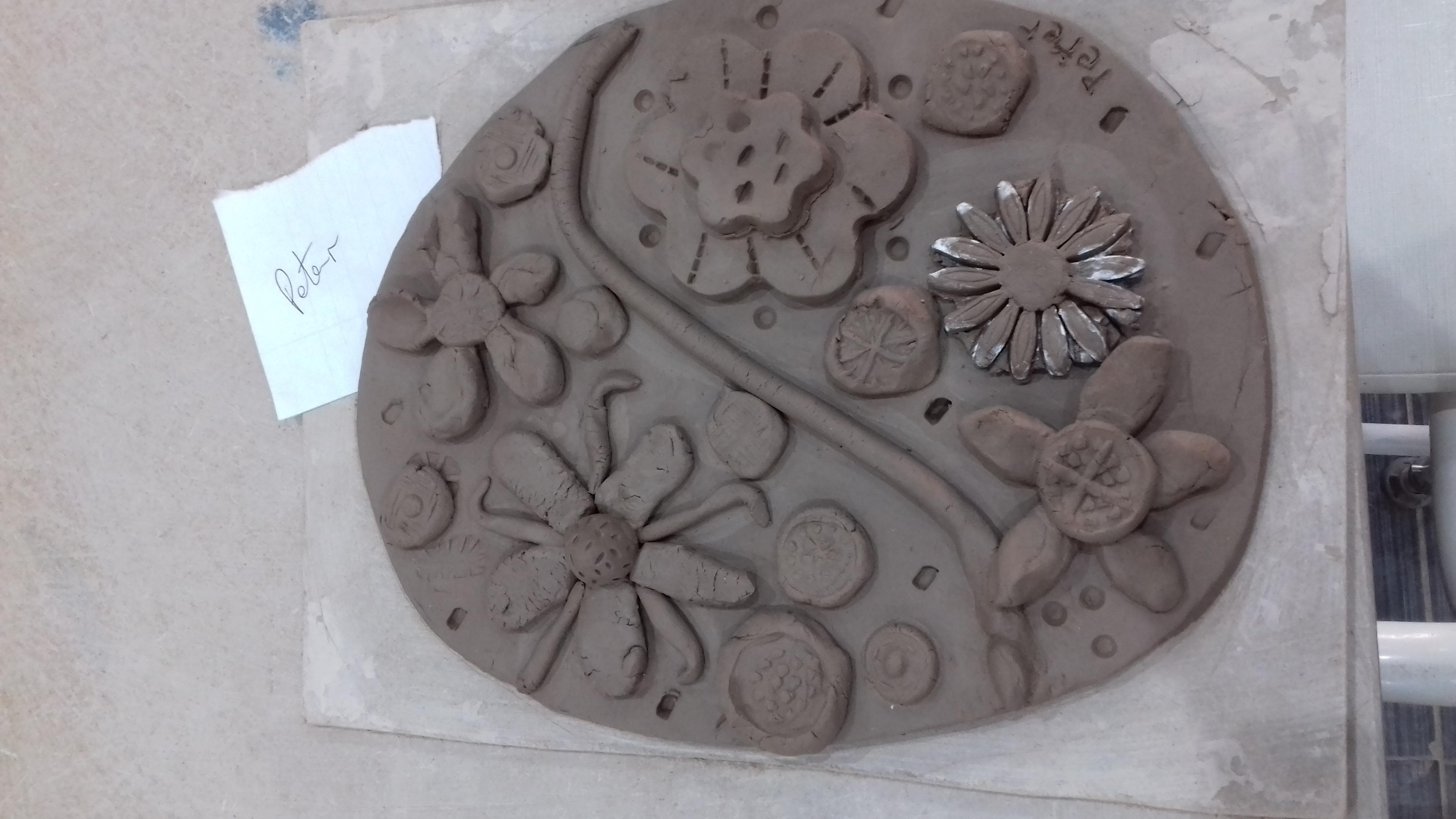 Peters plaque