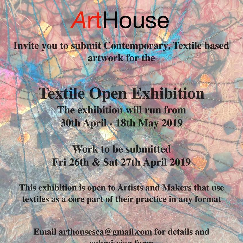 Textile Open 19 Poster-1